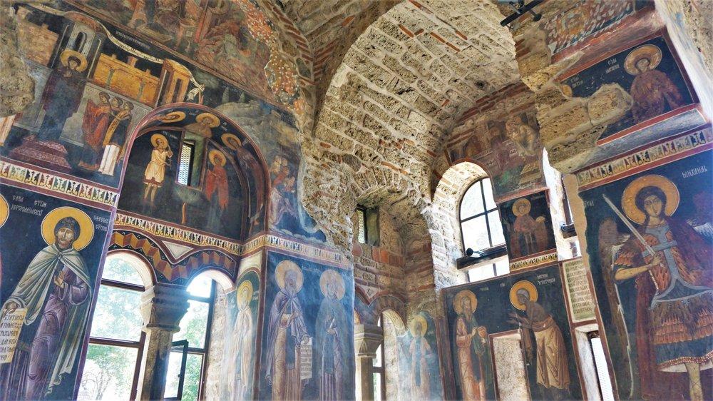 Kosovo Gracanica Monastery