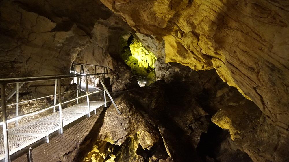 Radaci caves Peja Kosovo