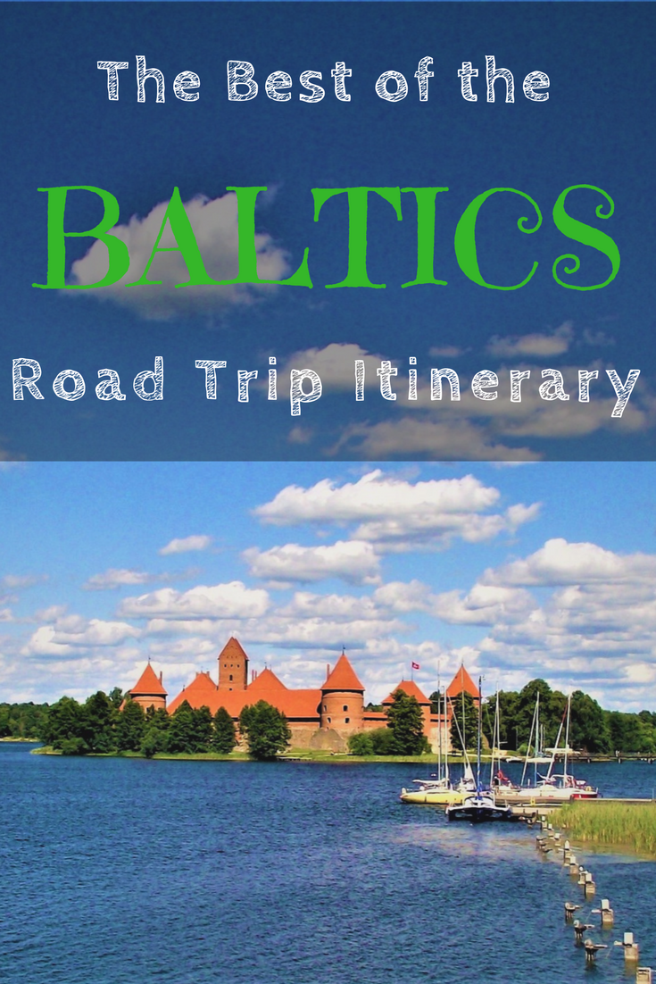 Can't decide where to stop on your road trip in the Baltics? Here is the ultimate baltics road trip itinerary to help you plan your route! #roadtrip #baltics #itinerary