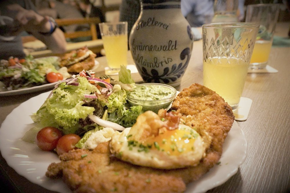 best frankfurt food one day in frankfurt