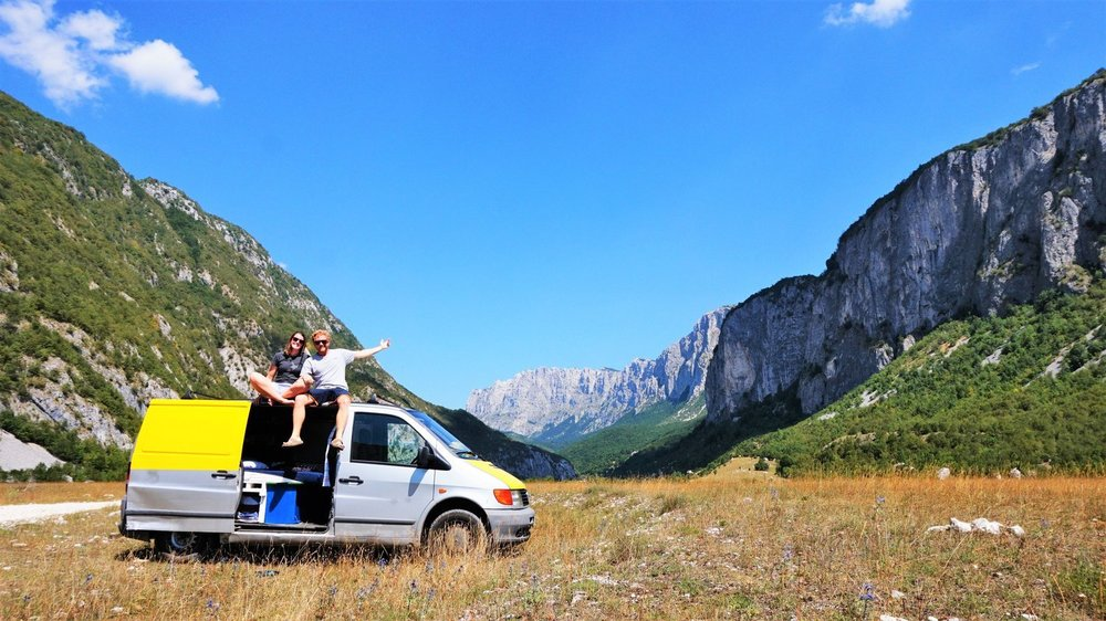 van life in europe is the first part of our round the world travel itinerary
