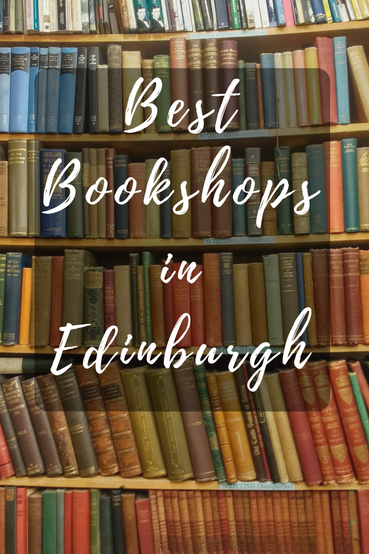 Edinburgh-Bookshop