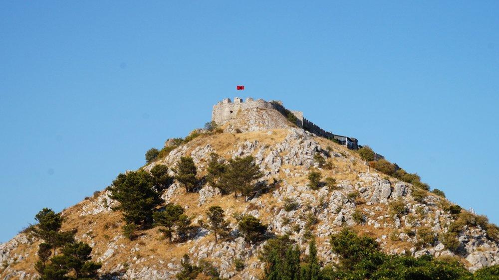 Castle Shkoder