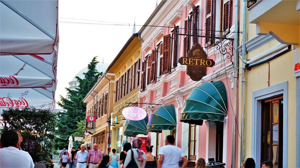 Restaurant Shkoder Albania