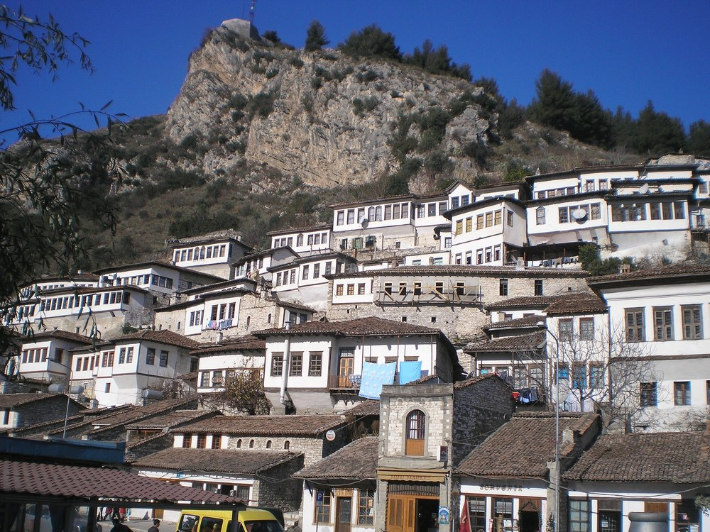 visit berat from tirana day trip
