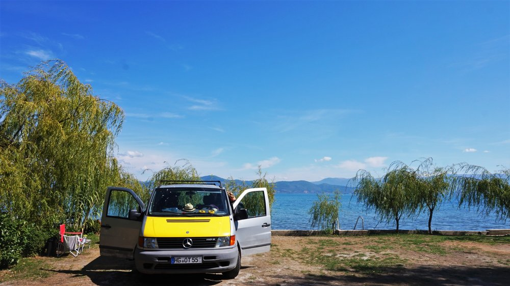 best campgrounds in the balkans Macedonia camping rino
