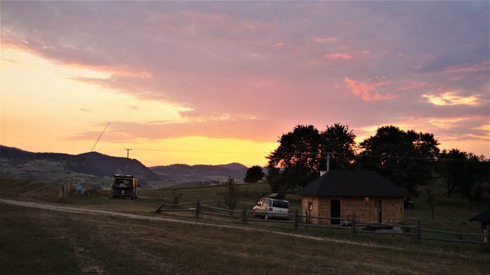 best campgrounds in the balkans Serbia