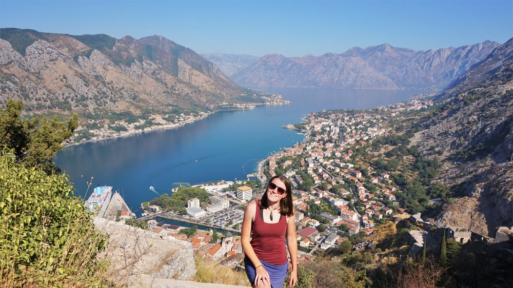 bay of kotor, Montenegro - one of the best places to see in the Balkans