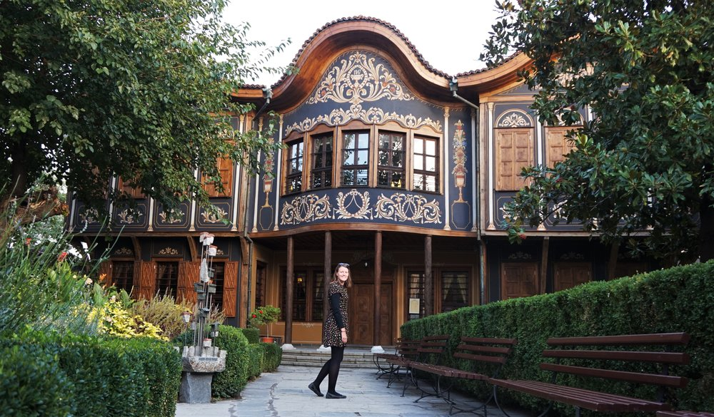 where to go in the balkans plovdiv bulgaria