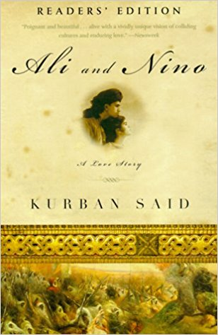 books about georgia ali and nino