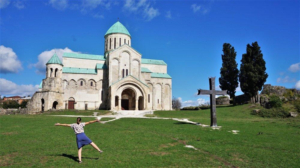 planning a trip to georgia. Visit Kutaisi