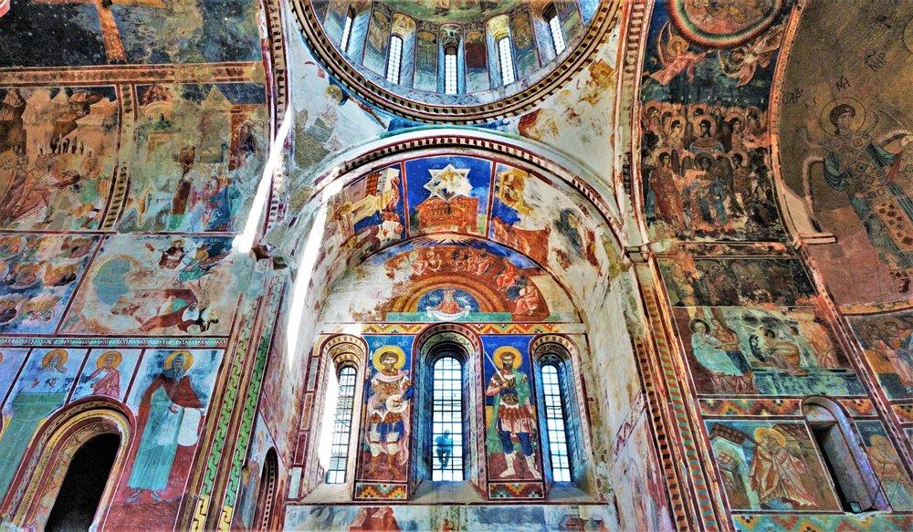 Planning a trip to Georgia Gelati Monastery