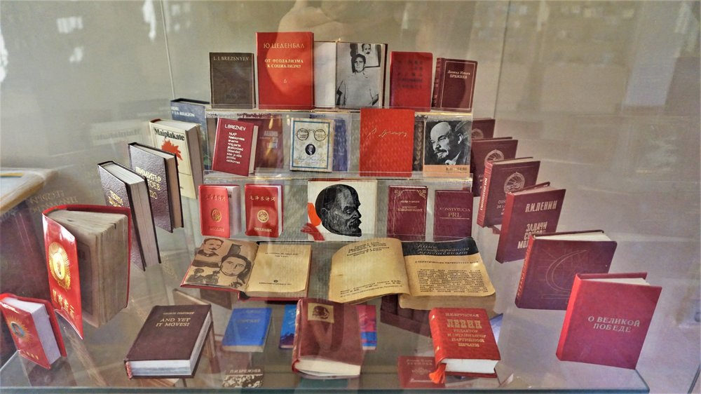 miniature book museum baku old town