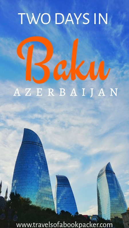 The perfect itinerary for exploring Baku in 48 hours. Best things to do in Baku as well as practical Azerbaijan visa information, places to eat and transport from Baku to Tbilisi. #baku #azerbaijan #itinerary #citybreak