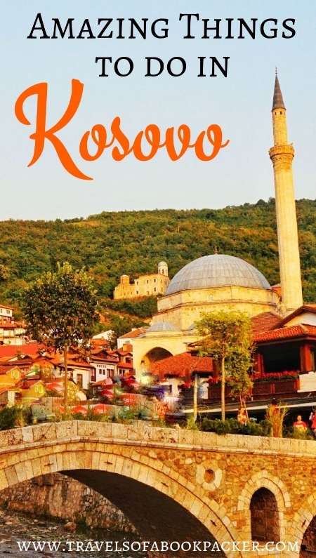 Most interesting and inspiring things to do and see in Kosovo. #kosovo #balkans