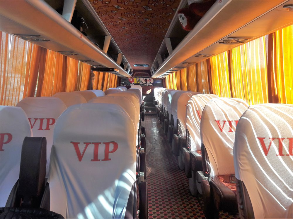 buses in Iran VIP