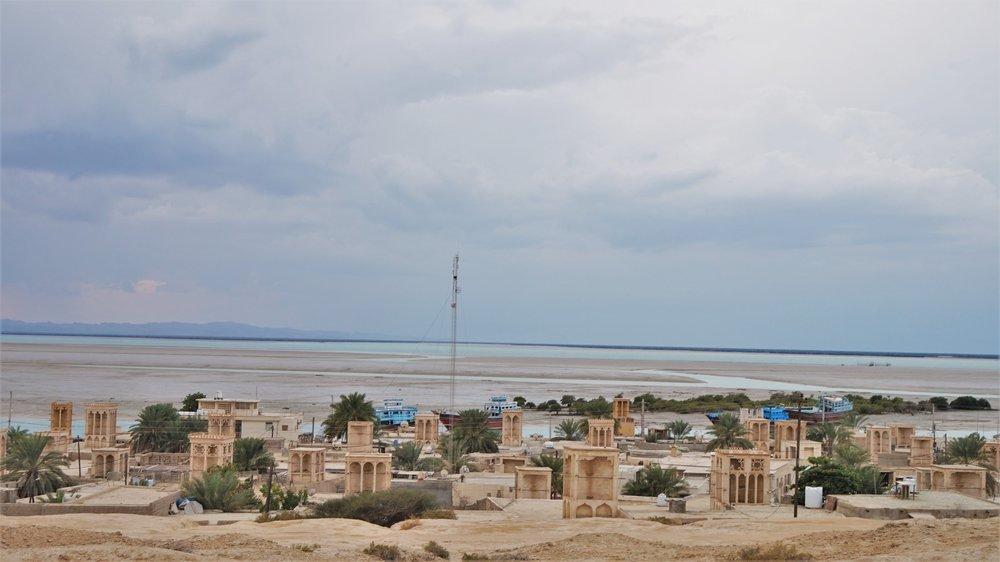 Bandar e Laft Qeshm island iran