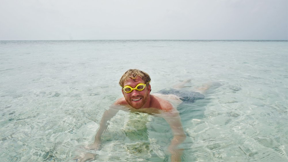 activities in the maldives on a budget