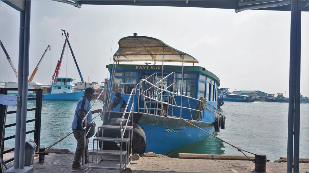 public ferries in the maldives - best for budget travel in the maldives