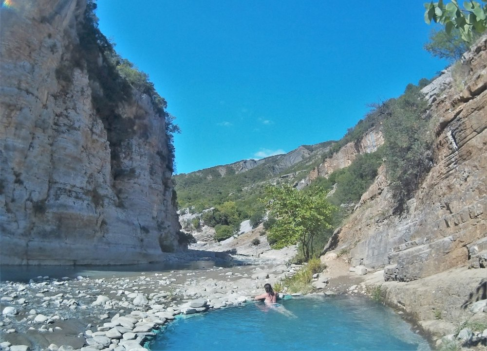 thermal pools albania travel itinerary, Albania in one or two weeks.
