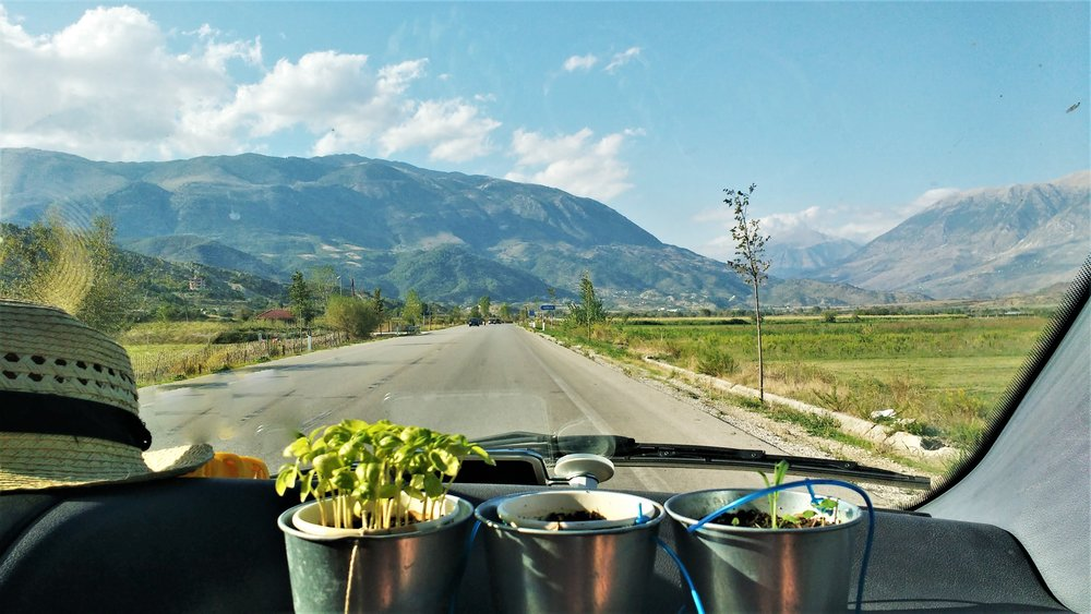 A road trip around Albania is the best way to visit all the best places to see in Albania.