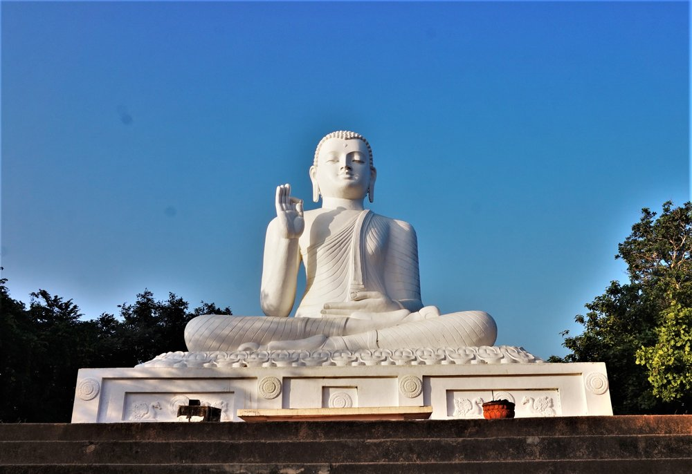 best itinerary for sri lanka travel annuradhapura