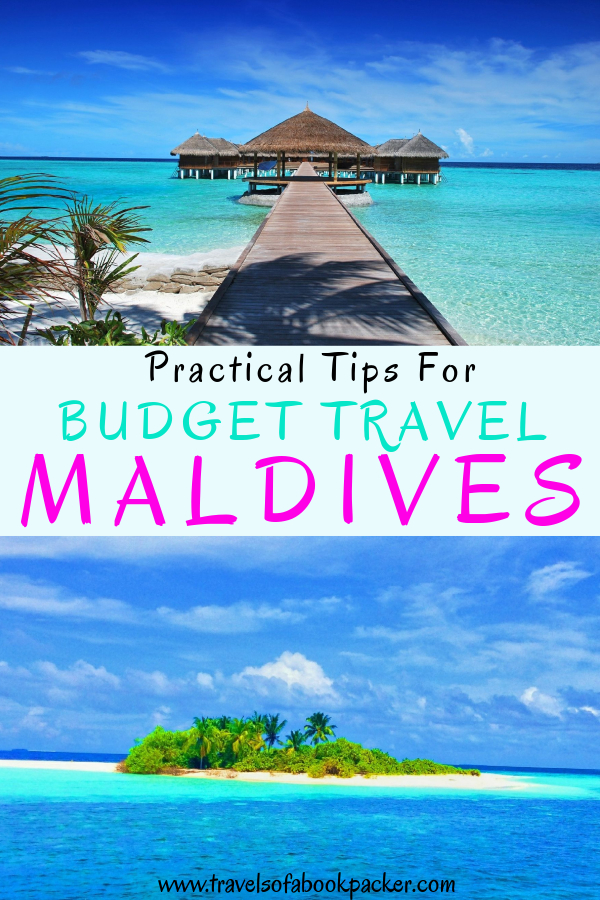 Is it possible to visit the Maldives on a backpacker budget? Absolutely! From cheap accommodation in the Maldives to food in the Maldives, read about just how much budget travel in the Maldives actually costs. #maldives #beach #budget #budgettravel #budgettravelmaldives #maldivesonabudget #budgetmaldives #backpackingmaldives #maldivestravelcheap