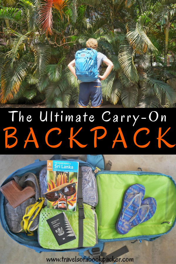 Looking for the best carry-on backpack? Have a look at the Osprey Farpoint 40, it has everything you want in a carry-on backpack! #osprey #backpack #carry-on #travel #traveltips #bestcarryon #bestbackpack #travelgear #equipment #longtermtravel #bestversatilebackpack #besttravelbackpack #osprey #ospreyfarpoint40