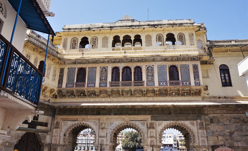 Bagore ki Haveli museum is one of the most interesting places to visit in Udaipur. Things to do in Udaipur.