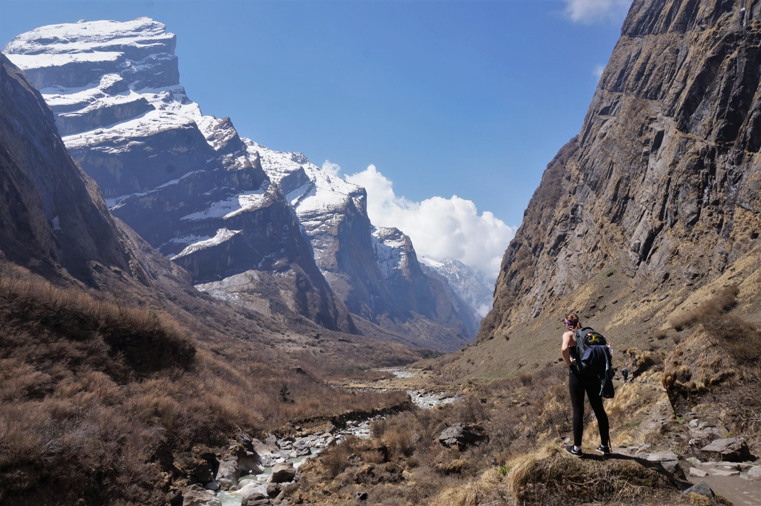 65c35f8feab Annapurna Base Camp Trek  Everything You Need to Know — Travels Of A ...