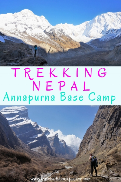 Planning a multi-day trek in Nepal? Everything you need to know to prepare for doing the Annapurna Base Camp trek independently. Information about permits, accommodation, trail, budget and transport to and from the trek. #annapurna #nepal #hiking #trekking #annapurnatrek #annapurnabasecamptrek #multidayhike