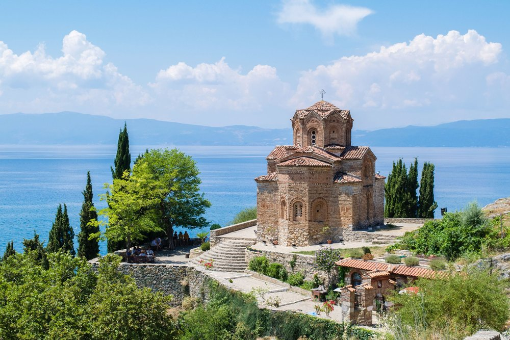 Ohrid the pearl of Macedonia! Truly one of the best cities in the Balkans.