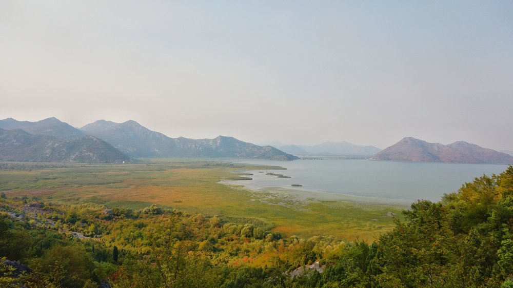 Lake Skadar is a beautiful Lake at the border to Albania. You shouldn't miss this place in your two-week itinerary in Montenegro.