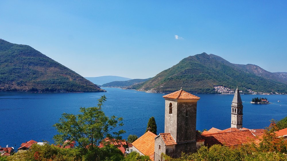 Perast is a must see place in Montenegro if you are travelling around the Bay of Kotor.