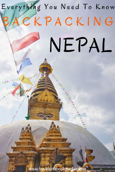 Travelling in Nepal? Here is everything you need to know about backpacking in Nepal. Detailed information about transport in Nepal, food and accommodation in Nepal, visas, budget and more! #nepal #asia #backpackingnepal #transportationnepal #visanepal #nepalvisa #travellinginnepal #trekkingnepal #hiking