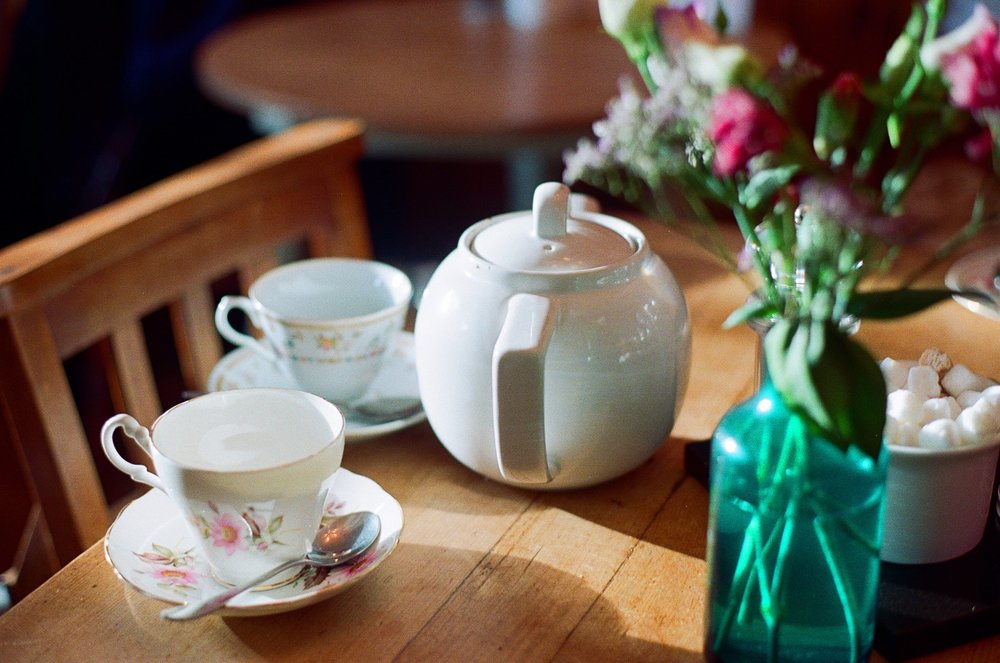 You'll have to schedule a lot of Darjeeling tea stops during your two days in Darjeeling.