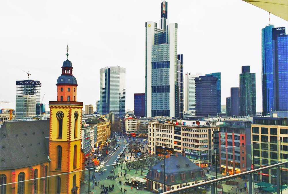 Views hauptwache, frankfurt an area you must-see if you only have one day in Frankfurt