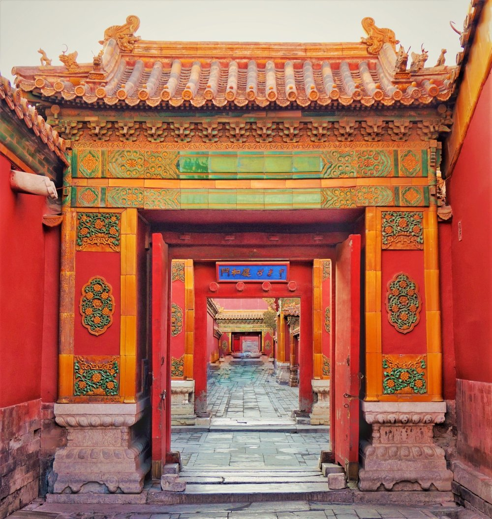 if you have a layover in beijing a stop at the forbidden city is a must-see in Beijing