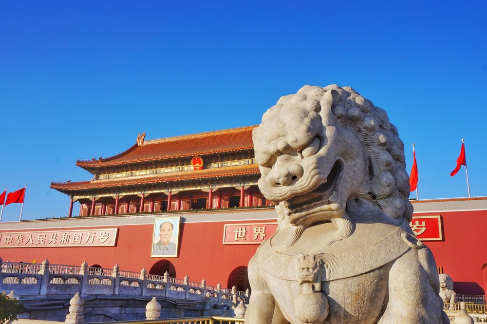 A 72 hour visa for china will give you time to explore some of the best things to do in Beijing like the forbidden city pictured here