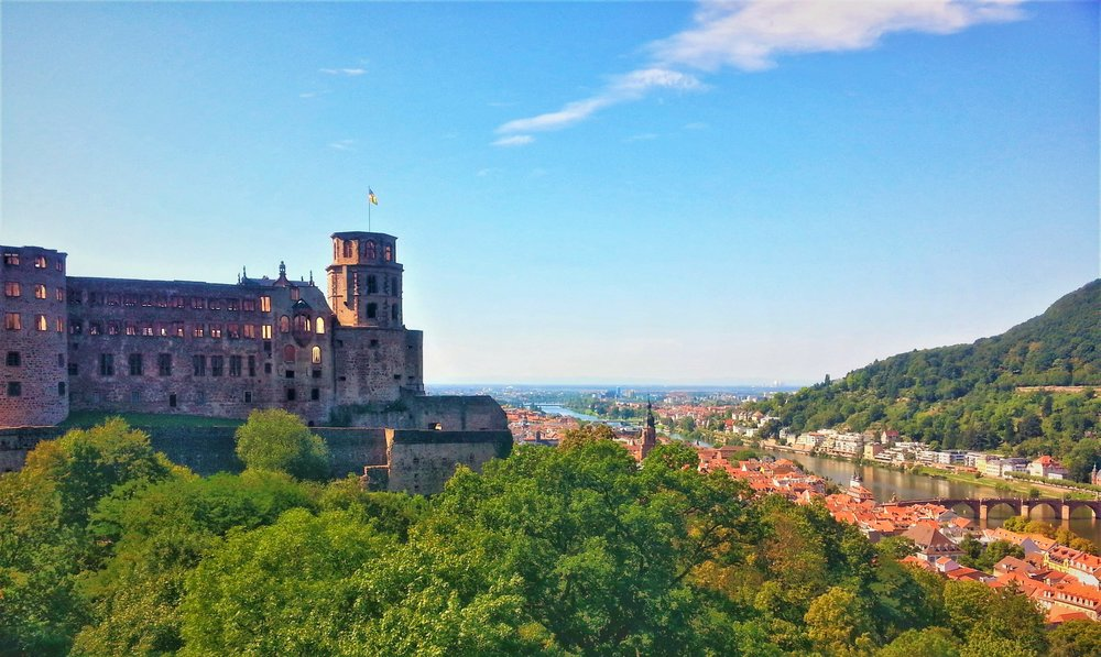 Heidelberg is one of the best Day Trips From Frankfurt