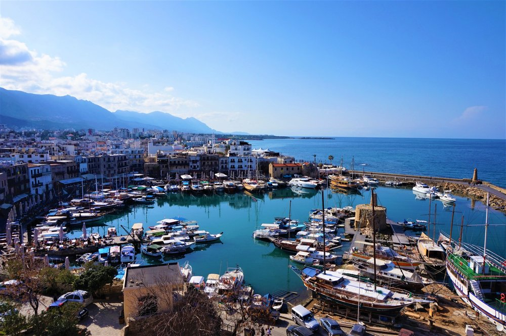 Girne is one of the best places to visit in northern Cyprus.