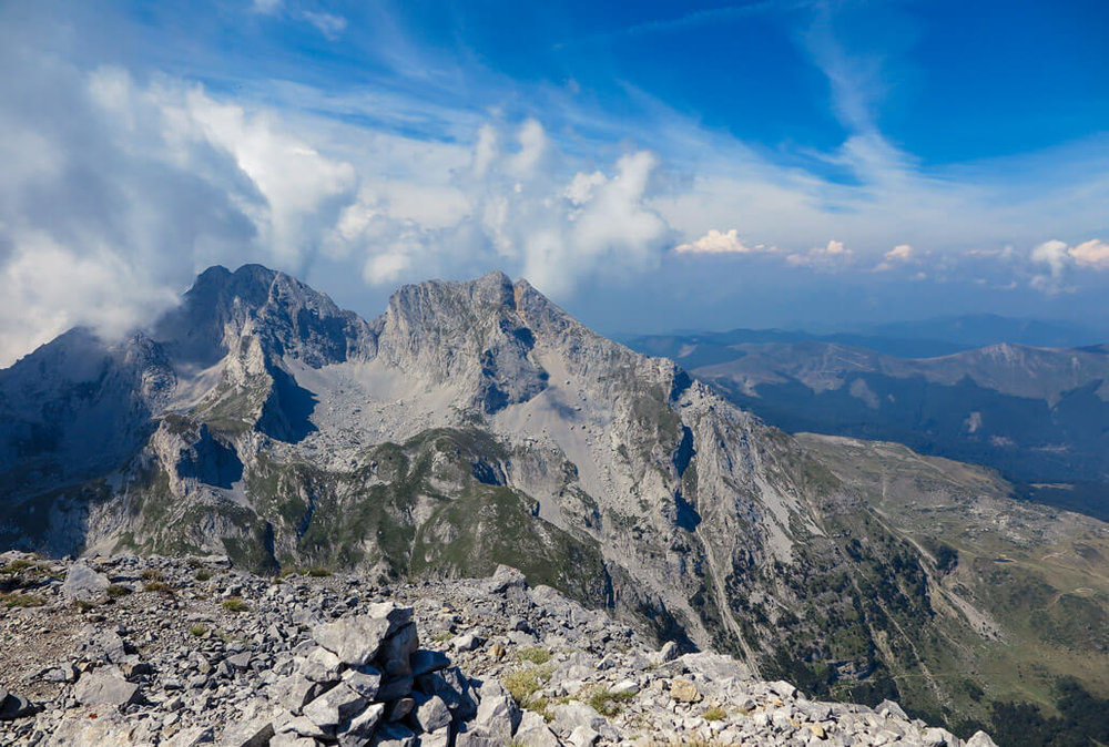 Montenegro is a nature paradise and has many great hikes to offer. Best day hikes in the Balkans.