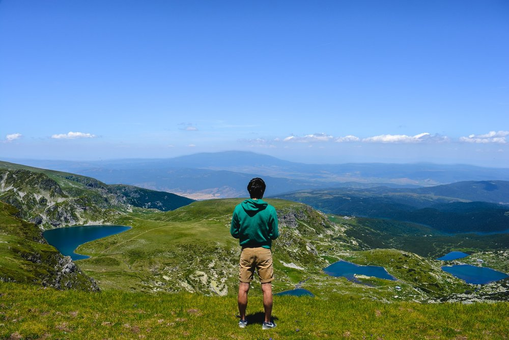 Seven Rila Lakes is definitely under the best day hikes in the Balkans.