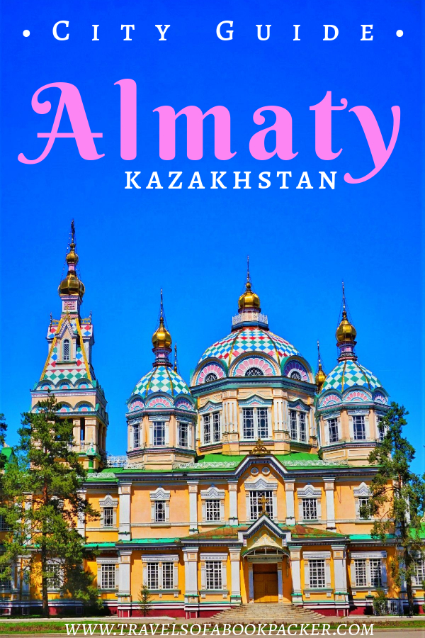 Planning a trip to Kazakhstan? Read about everything you need to know about Almaty. Ultimate City Guide for the old capital of Kazakhstan.  #almaty #kazakhstan #cityguide #centralasia #asia