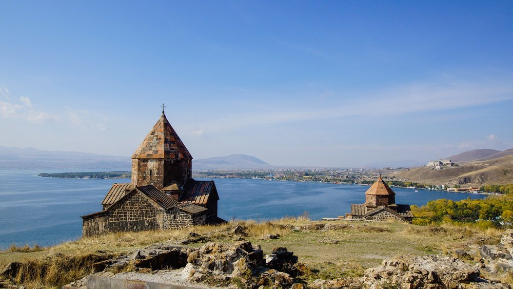 Lake Sevan is one of the biggest attractions in Armenia and should be part of your Armenian itinerary.