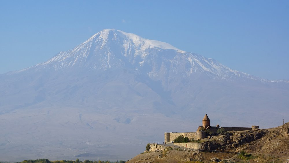 Khor Virap monastery is a very picturesque place to visit and can be part of your Armenia itinerary.
