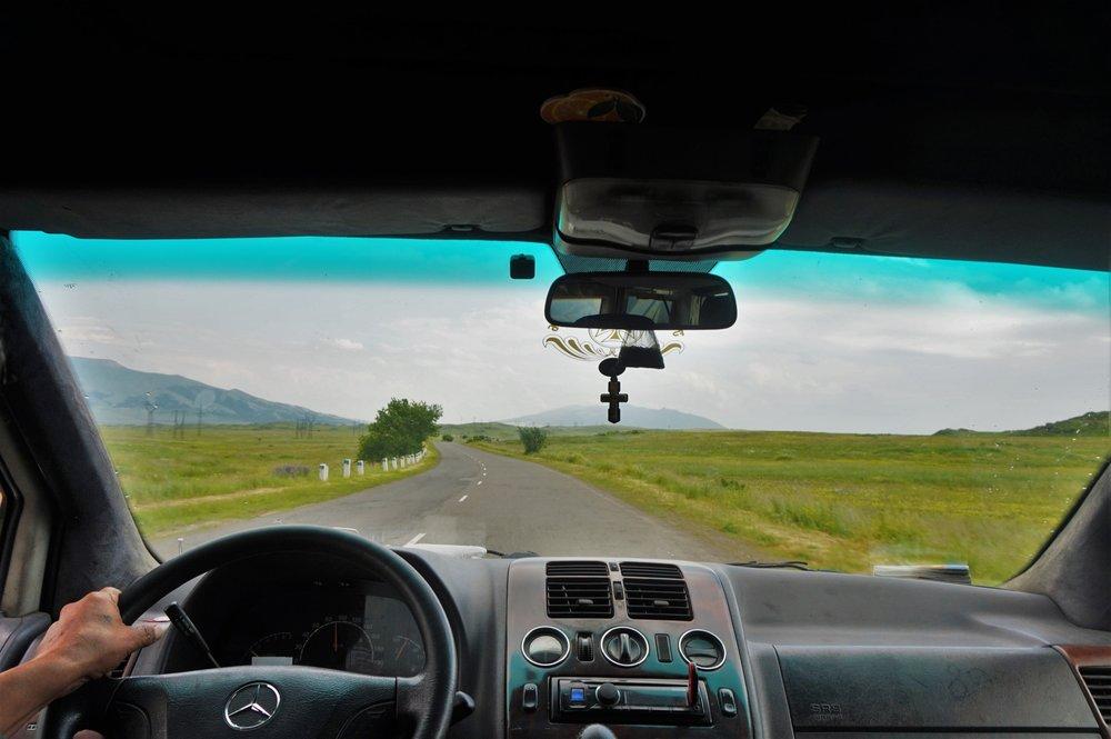 mini vans in Armenia