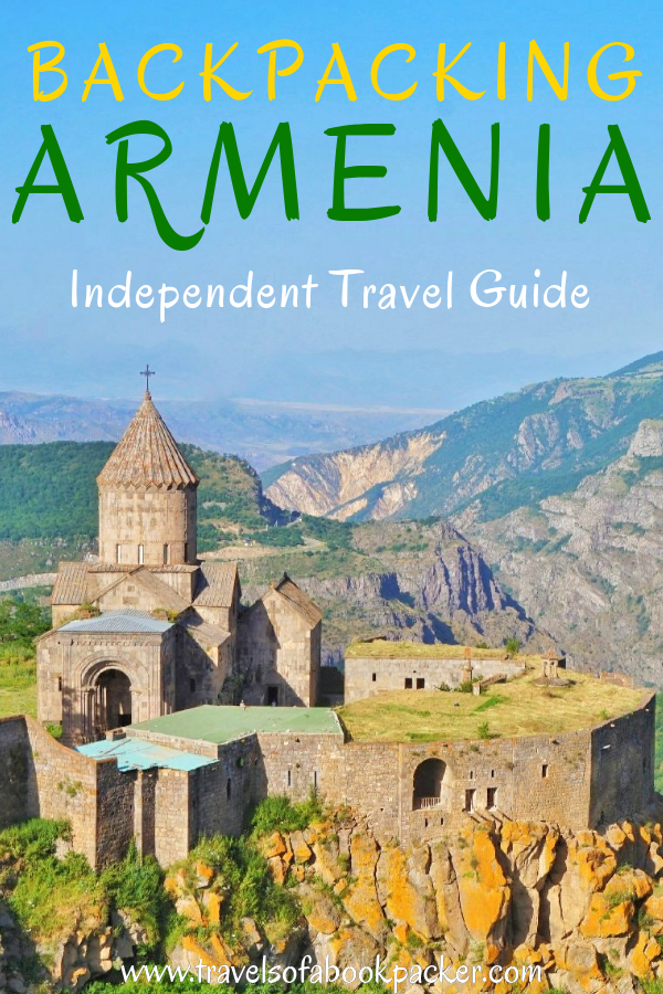 Planning a trip to Armenia? Read about everything you need to know for backpacking and independent travel in Armenia. Includes information about transport in Armenia, budget for Armenia, weather and places to stay. #Armenia #Caucasus #travel #backpacking #backpackingarmenia #armeniabudget #budget