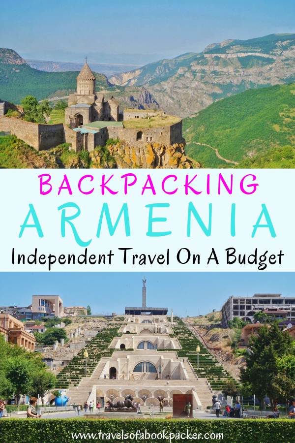 Planning a trip to Armenia? Don't miss this post about everything you need to know for backpacking and independent travel in Armenia. #travel #Caucasus #Armenia #Yerevan #backpacking #budgettravel #thingstodoarmenia