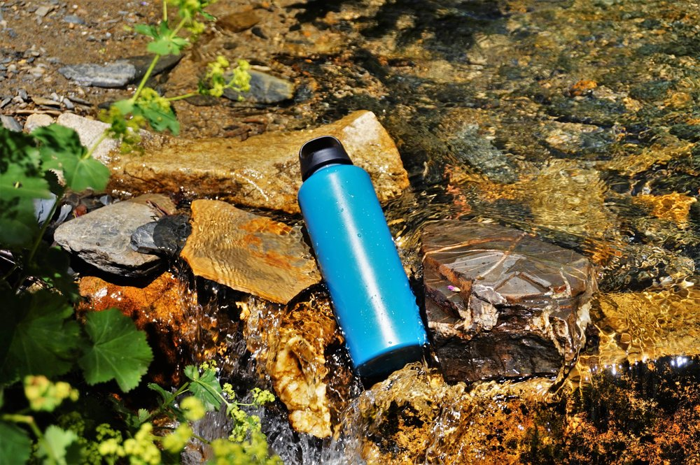 reusable drink bottle